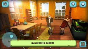 apk house house craft design block building apk