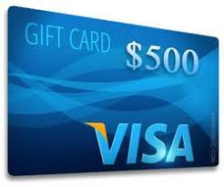 500 gift card 500 visa gift card sweepstakes