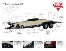 2018 b5222 channel buggy hauler 4 871 u2013 southwest trailer sales