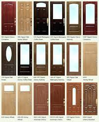 Plain Exterior Doors Fiberglass Exterior Door Home Designs Ideas