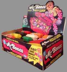 fleer u0027s 1993 halloween offerings u2013 starring mr bones