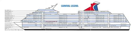 carnival cruise deck plans radnor decoration