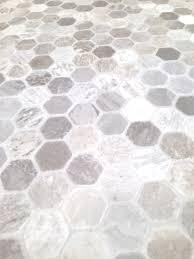 Tarkett Vinyl Sheet Flooring Getting A Hex Tile Look With Vinyl Newlywoodwards