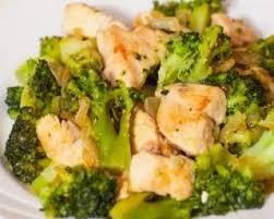 cuisine vapeur recettes minceur poulet au curry et brocolis à la vapeur recette recette minceur