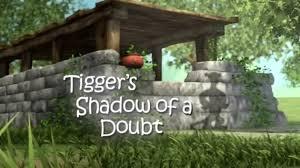 tigger u0027s shadow of a doubt disney wiki fandom powered by wikia