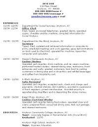 Cna Resume Template Free 100 Example Cna Resume Free Resume Templates Best Design 24