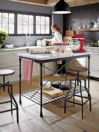 crate and barrel kitchen island kitchen work tables 10 more of the best patisserie