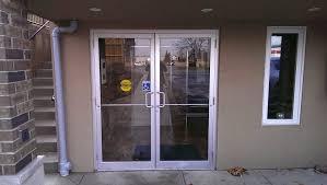Exterior Doors Commercial Commercial Glass Door Peytonmeyer Net