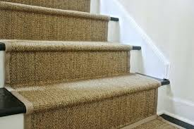 Diy Runner Rug Jute Stair Runner Diy Ikea Jute Rug Stair Runner What Emily Does