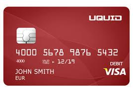 best reloadable debit card bitcoin debit card uquid best bitcoin and altcoins debit card