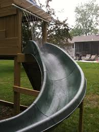 Water Slide Backyard by Home Brew Water Slide Water Slides Water And Yards