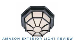 amazon outdoor light fixtures 15 amazon outdoor fixture exterior light fixture unboxing