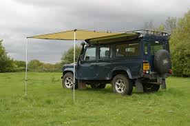 land rover ninety pull out awning for land rovers u0026 other 4x4s outhaus uk