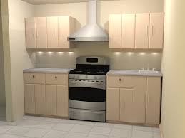Kitchen Without Backsplash Travertine Countertops Hampton Bay Kitchen Cabinets Lighting