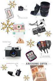 small gifts for photography lovers u2022 the fashion camera