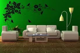 outstanding interior painting on wall plus beautiful white brown