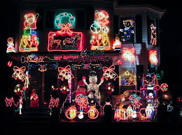 top five places to see christmas lights this season