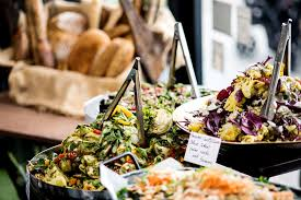 buffet catering brisbane and gold coast private chefs