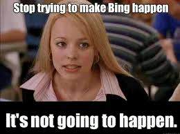 every time i see a bing commercial meme by gwenenethis memedroid