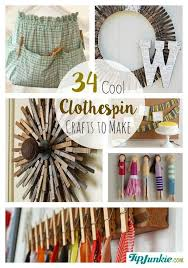 Holiday Crafts On Pinterest - best 25 clothespin crafts ideas on pinterest clothespins