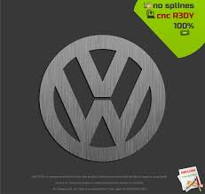 volkswagen logo vw logo dxf free dxf files free cad software dxf1 com