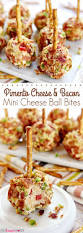 thanksgiving cheese ball pimento cheese u0026 bacon mini cheese ball bites