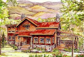 house plans with two master suites log home plan with two master suites 13316ww architectural