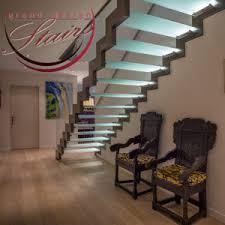 architectural glass stairs crystal stairways designs
