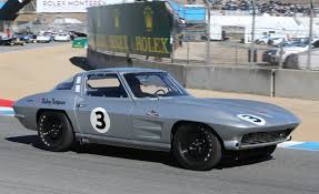 1963 corvette z06 a brief history in photos of corvette racing car and