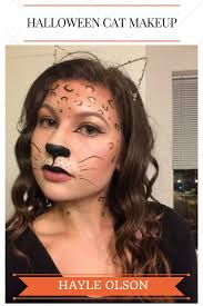 cute halloween cat makeup 88 best hayle olson college blog images on pinterest college
