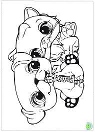 littlest pet shop coloring dinokids org