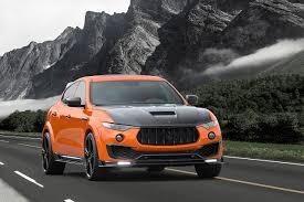 metallic maserati wallpapers maserati 2017 mansory levante orange cars metallic