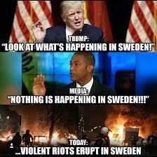 Sweden Meme - last night in sweden by novuso on deviantart