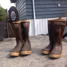 s xtratuf boots find more his and hers xtratuf boots one pair came from alaska
