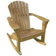 Perfect Choice Adirondack Rocking Chair Rocking Furniture - Recycled outdoor furniture