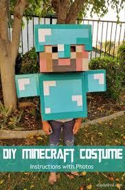 Minecraft Halloween Costumes 140 Hero Villain Halloween Costumes Images