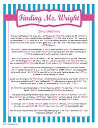 free printable bridal shower left right game bridal shower games fun interactive game ideas for your wedding