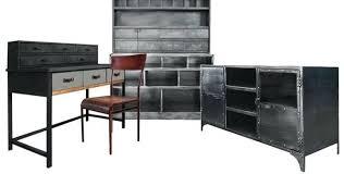bureau industriel pas cher bureau industriel pas cher a bureau style industriel pas cher
