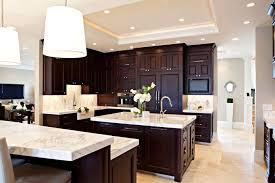 what paint color looks with espresso cabinets sallyl elizabeth design beautiful espresso