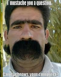 Meme Moustache - meme by roadkillftw memedroid