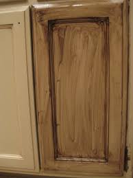 How To Build Kitchen Cabinets Doors Kristen U0027s Creations Glazing Painted Kitchen Cabinets