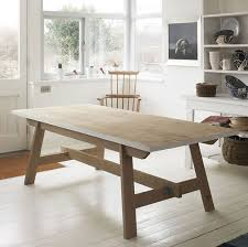 Picnic Table Dining Room Best 25 Trestle Tables Ideas On Pinterest Farm Style Table