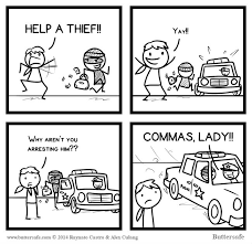 Comma Meme - why commas are important comic weknowmemes