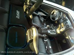 Power Boat Interiors Mti Marine Technologies Zr1 Inspired Zr 48 Corvette Boat