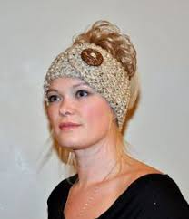 crochet ear warmer headband easiest headwrap crochet ear warmer pattern crochet and