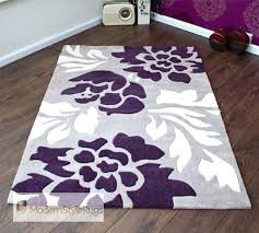 Black And Purple Area Rugs Gray And Purple Damask Rug Black Gray And Purple Rugs Purple Area