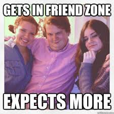 Bachelorette Party Meme - elegant bachelorette party meme gets in friend zone expects more
