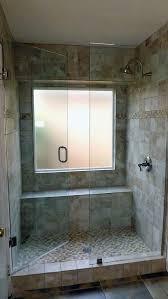 shower designs with glass doors best 25 window in shower ideas on pinterest shower window dual