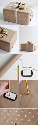 thick christmas wrapping paper best 25 kraft paper ideas on brown paper wrapping