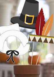 thanksgiving photo booth thanksgiving printable photo booth props paper and cake paper